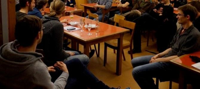 VC Peloton Generalversammlung, Freitag 27.01.2017