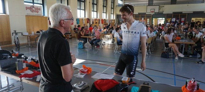 Emanuel Müller dominiert das Gempen Zeitfahren!