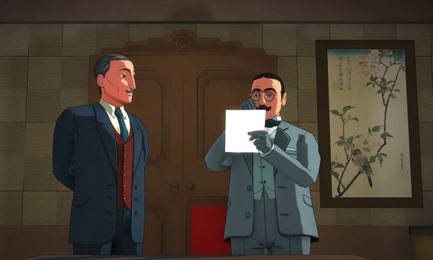 On the case with Poirot in The ABC Murders