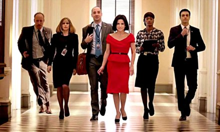"HBO's ""VEEP"" Laugh till you weep"