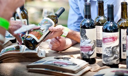 Ojai Wine Festival is both fun and charitable