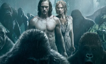 WELCOME TO THE JUNGLE . . . Mixed results for latest Tarzan remake
