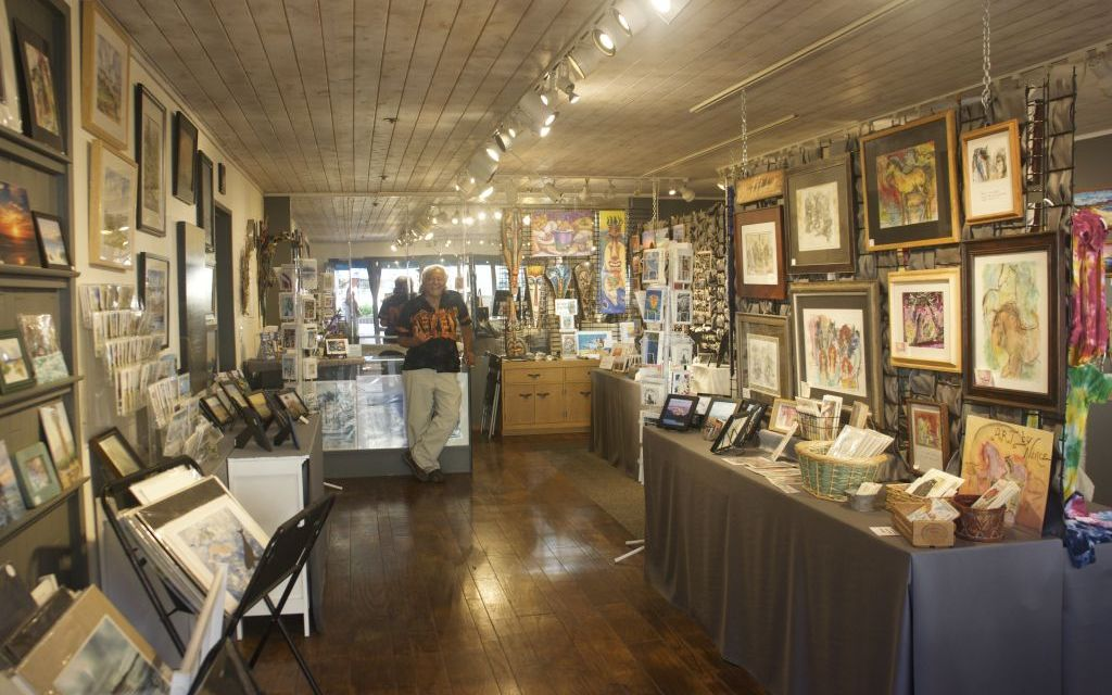 TRADING SPACES | New location, operation for Ventura's Harbor Village Gallery