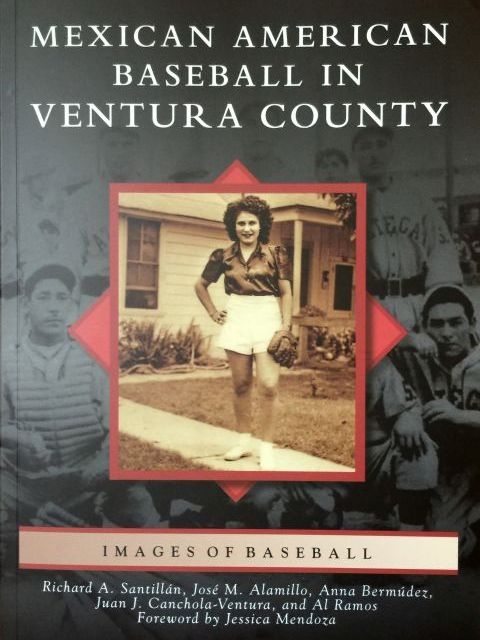 PLAY BALL! | New book explores Mexican American baseball in Ventura County