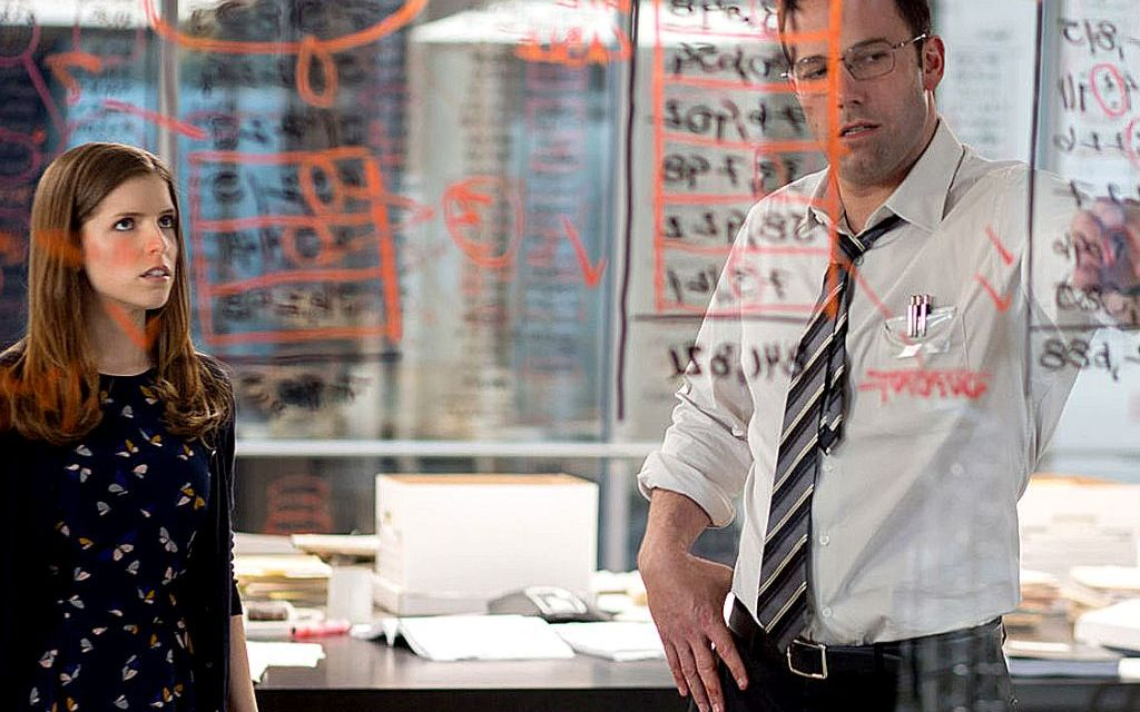 <em>THE ACCOUNTANT</em> | Special needs, math and ultra-violence somehow work in this action flick