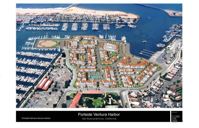 VENTURA HARBOR PROJECT UNDER WAY | 300-apartment, mixed-use ...