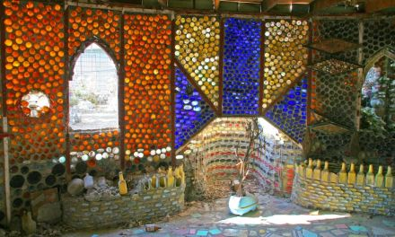 THROUGH A GLASS BRIGHTLY | Simi Valley's Bottle Village makes plans for renovation