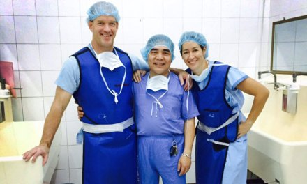 INTERNATIONAL OPERATION | Ventura surgeons join group for weeklong working holiday in Vietnam