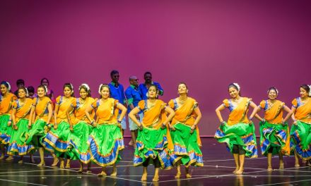 CULTURAL EXCHANGE   Archana to teach the importance of sharing through Indian music, dance and drama