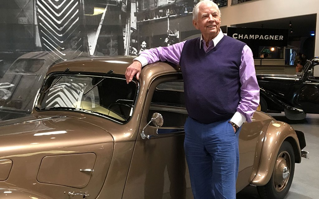 PASSION AND DRIVE | Treasures abound at Oxnard's Mullin Automotive Museum
