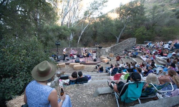 ROCKIN' THE RANCH | Tiny Porch Concerts at the Peter Strauss Ranch