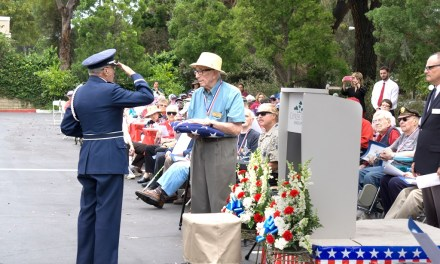 HISTORICALLY SIGNIFICANT | Local WWII veterans honored at annual event