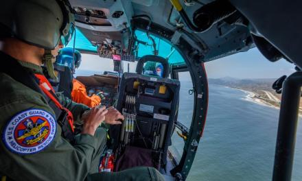 PACIFIC PATROL | U.S. Coast Guard makes new home at Point Mugu