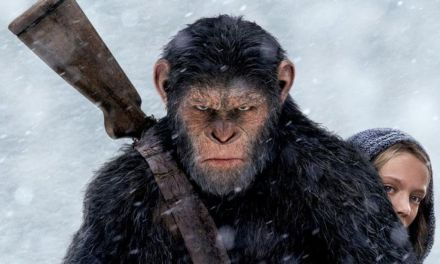 <EM>WAR FOR THE PLANET OF THE APES</EM> | Thoughtful finale probes war's devastation