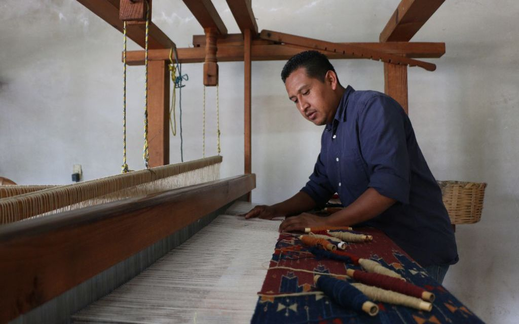 THREADS TO THE PAST | Oaxacan artist Porfirio Gutiérrez weaves together history, art, culture and tradition
