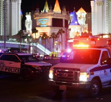 Six county and area residents victims in Las Vegas shooting