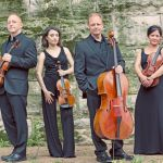 STRINGS ATTACHED | Arianna String Quartet's classical music graces the Ojai Valley