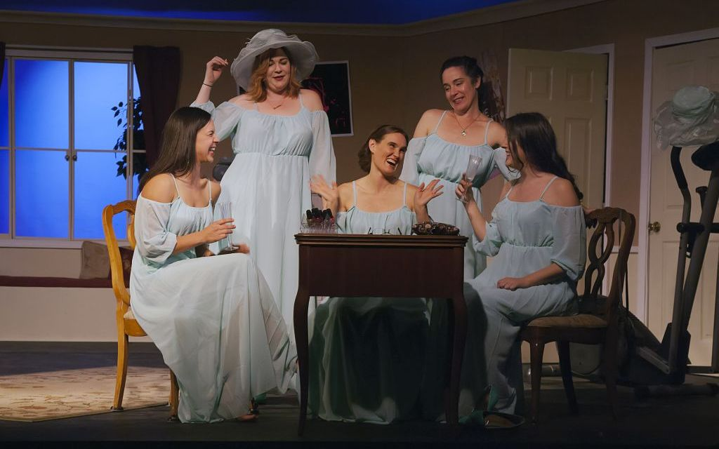 ON STAGE | <em>Five Women Wearing the Same Dress</em> at Camarillo Skyway Playhouse
