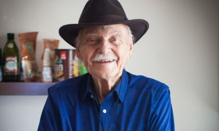ART AND LIFE |Abstract expressionist Gerd Koch reflects on his life, career and Ventura County