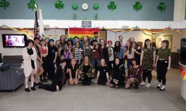ROOM FOR EVERYONE UNDER THE RAINBOW | Local high schools to celebrate St. Patrick's Day through music, dance and inclusivity