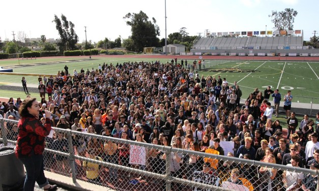 WALK OUT   Local students join national protest to promote change regarding gun violence