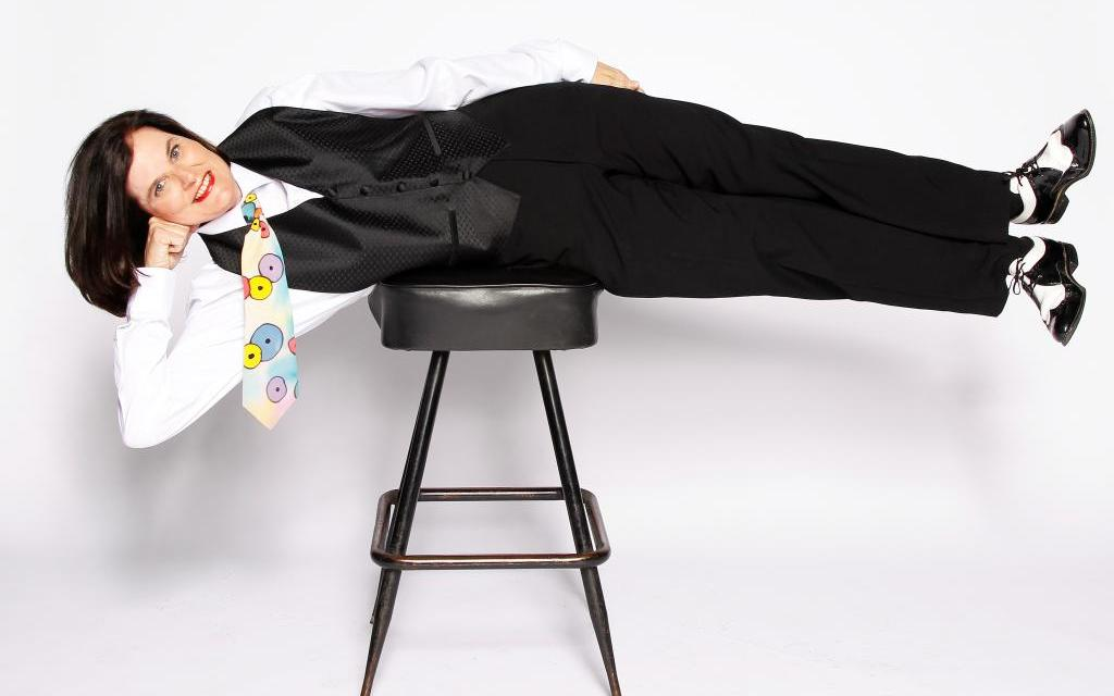IMPORTANT DISCOVERIES  Paula Poundstone shares her quest for happiness