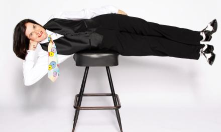 IMPORTANT DISCOVERIES | Paula Poundstone shares her quest for happiness