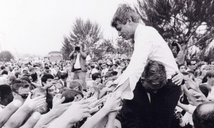 THE NIGHT BOBBY KENNEDY DIED   Local author, eye witness recalls the assassination of presidential front-runner