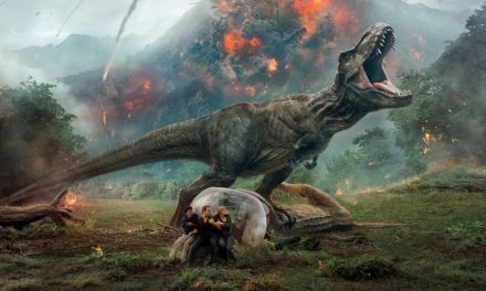 <em>JURASSIC WORLD: FALLEN KINGDOM</em> | Not quite dino-mite