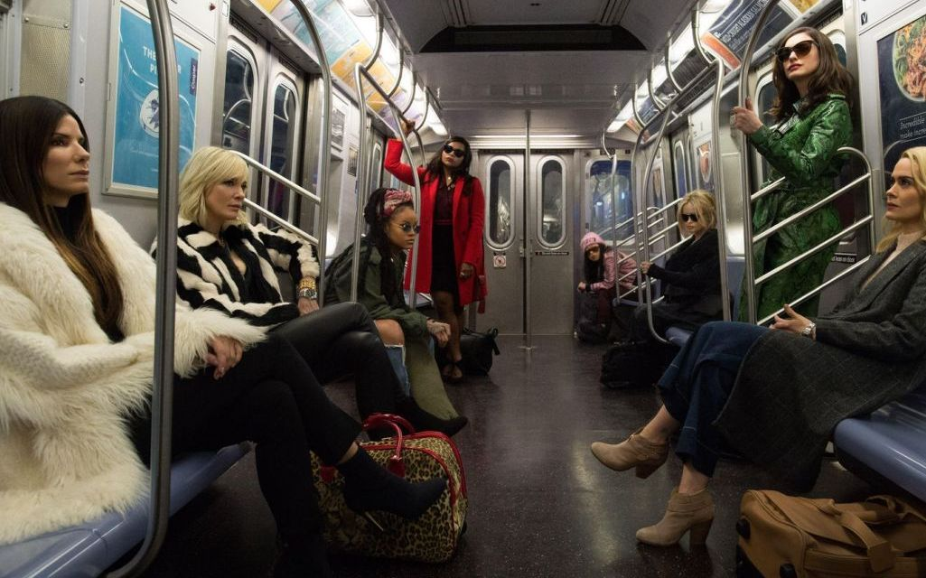 <em>OCEAN'S 8</EM> | Pulling off the height of heists