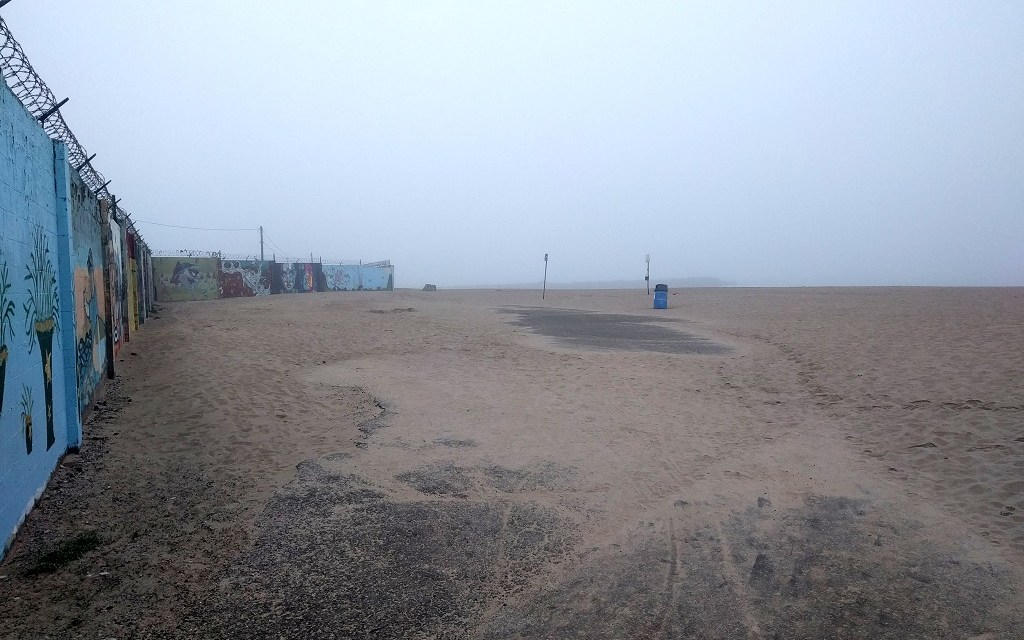 SHIFTING SANDS ON BEACH ACCESS | One Silver Strand parking lot closed yet again to the ire of state officials