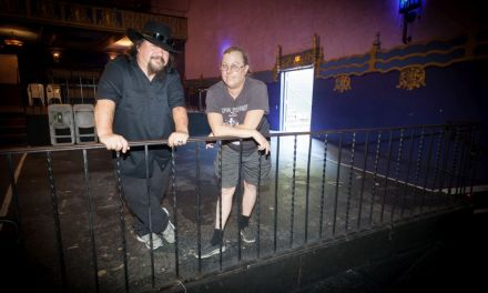 TIME ON HER SIDE   The Majestic Ventura Theater celebrates 90 years