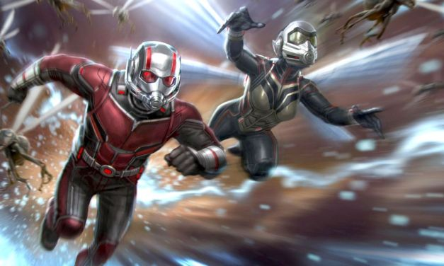 <em>ANT-MAN AND THE WASP</em> | Size matters