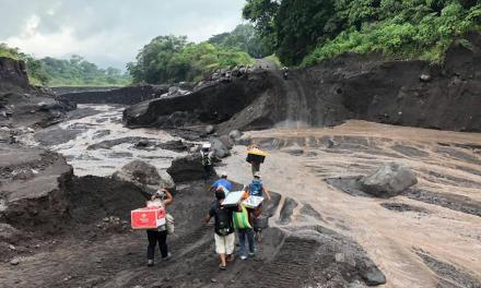 HUNGER PAINS | Two local chefs join World Central Kitchen after volcanic eruptions in Guatemala, Hawaii