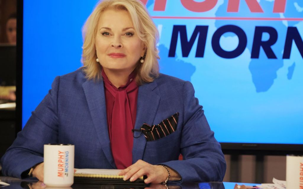 OUT OF THE BOX   <em>Murphy Brown</em> is back in town