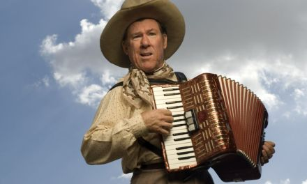 A SLICE OF COUNTRY VAUDEVILLE | Western entertainer Sourdough Slim to perform in Ojai