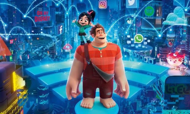 <em>RALPH BREAKS THE INTERNET</EM> | Ralph goes viral