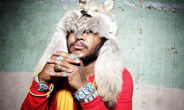 BASS INSTINCTS   A conversation with Grammy-winning multi-genre bass player Thundercat, coming to the Ventura Theater