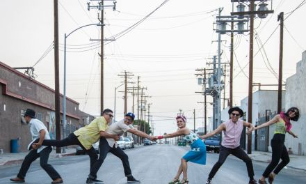 MUSIC NOTES   Las Cafeteras will perform in Oxnard this weekend