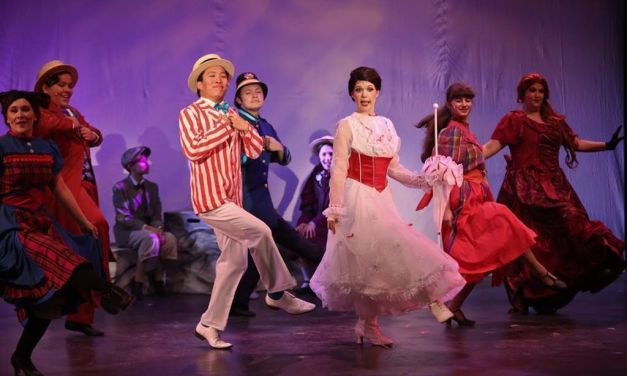 PRACTICALLY PERFECT PRODUCTION | <em>Mary Poppins</em> at High Street Arts Center