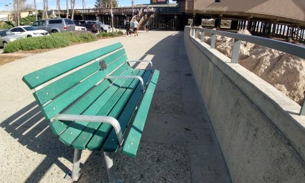 PLANET VENTURA | Butts to Butts: Ventura bench made of discarded cigarettes