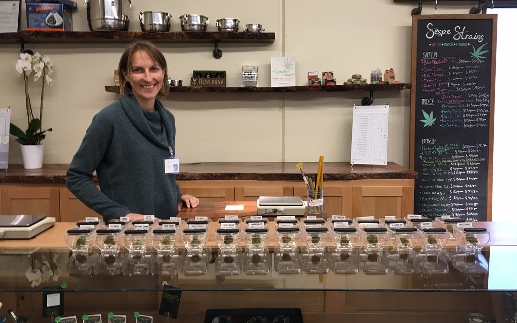 SLOW ROLL   Changes in state law may allow medical marijuana deliveries in Ventura despite city ordinance