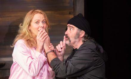ON STAGE | <em>Mulholland Dr.</em> via <em>Sesame Street</em>: <em>Fuddy Meers</em> at the Rubicon Theatre Company