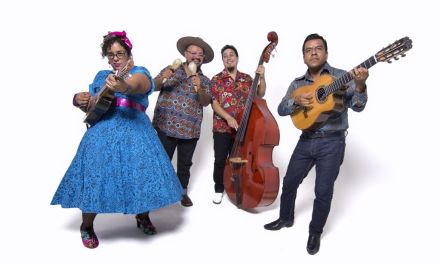 """MY GREATEST MUSE IS MUSIC ITSELF"" 