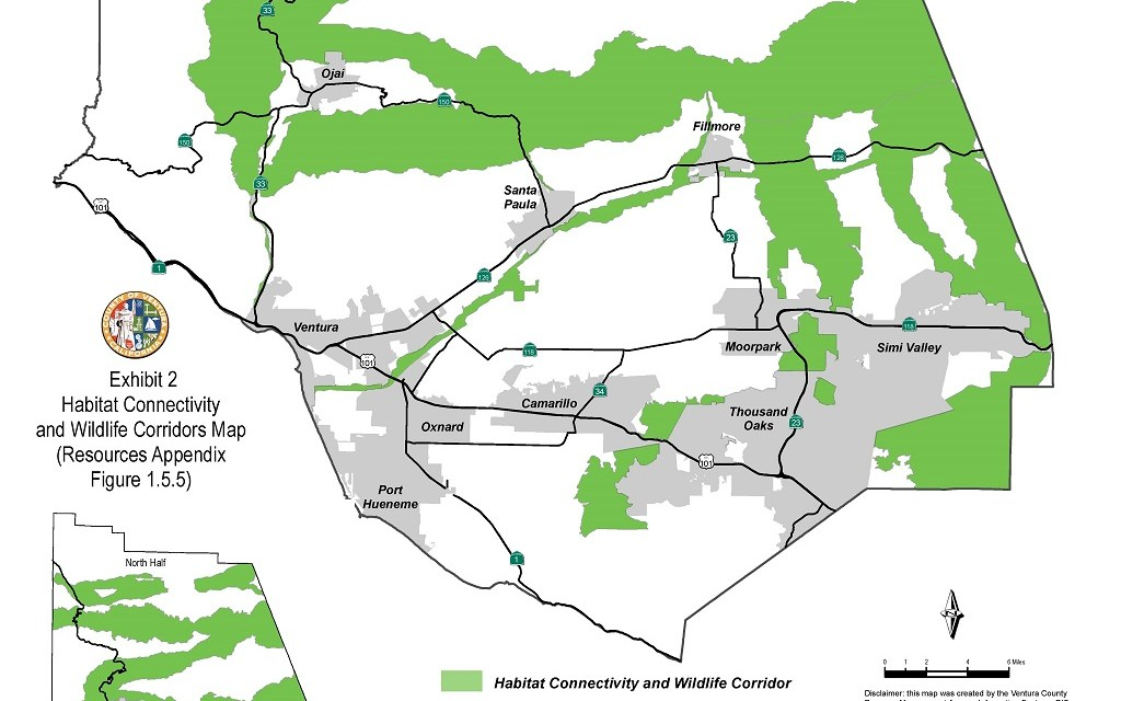 WILDLIFE CORRIDORS EXPLAINED   New county ordinance rattles property owners, gives hope to environmentalists