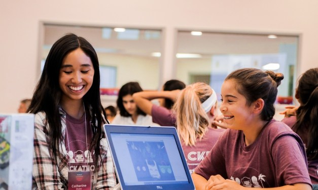 PLUGGED IN | Hackathon by the Sea enlisting girls, Feds enlist Channel Islands cybersecurity wizard