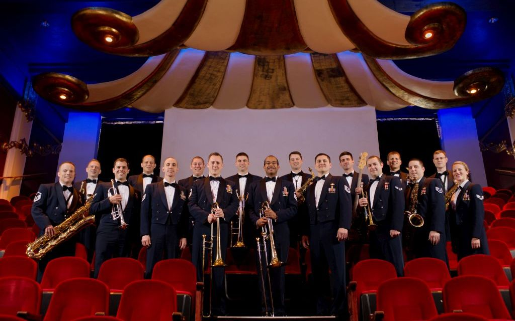 MUSIC NOTES | Air Force band coming to Port Hueneme