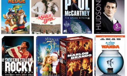 Super sizing your DVD gift choices