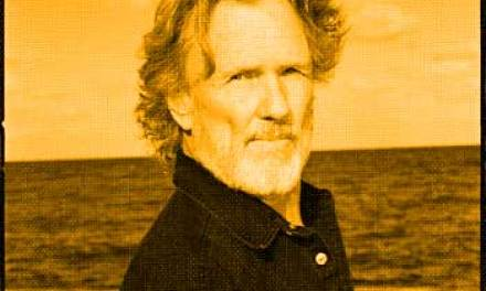 Kris Kristofferson has a heart