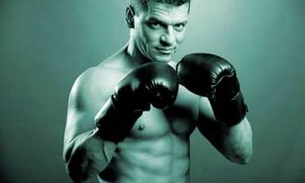 Boxing your way to fitness